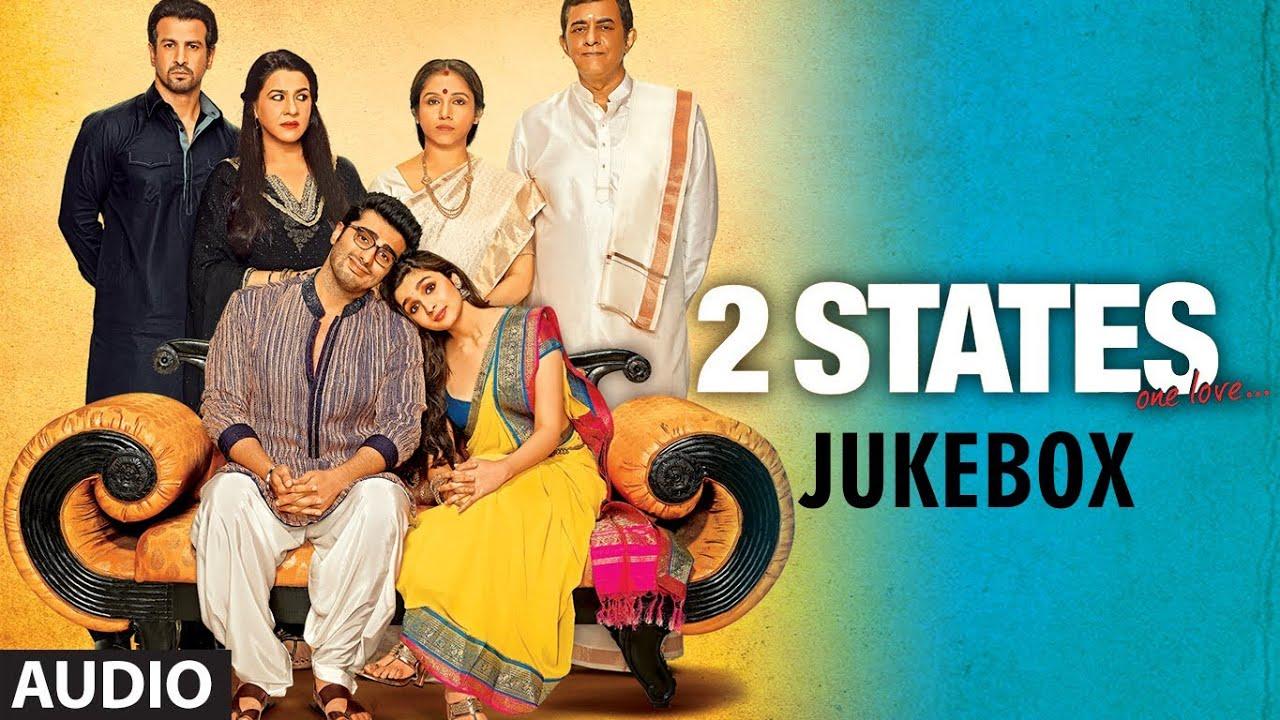 States Full Songs (Jukebox) | Arjun Kapoor, Alia Bhatt - YouTube