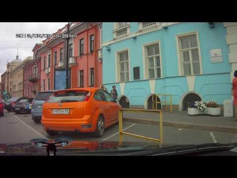 Смотреть Видеопособие по парковке в центре СПБ онлайн