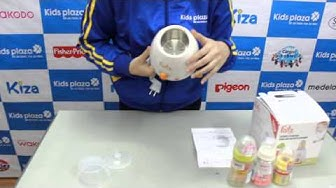 Máy hâm sữa và thức ăn FatzBaby FB3008SL - KidsPlaza.vn