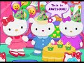 Pet games - Hello Kitty games - Hello Kitty Emojify My Party