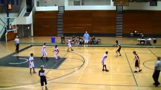 Victorville NJB ALLSTARS 3-15-2014 Basketball