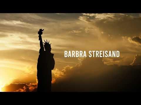 Barbra Streisand - Lady Liberty (Official Lyric Video)