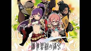 Etrian Odyssey Untold 2: TKoF - Battlefield - The First Campaign