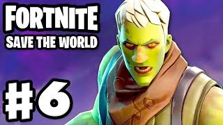 Fortnite: Save the World - Gameplay Walkthrough Part 6 - Fortnitemares! (PC)