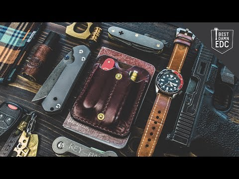 Helping 9 Subscribers Find the Perfect Everyday Carry Gear | EDC Weekly