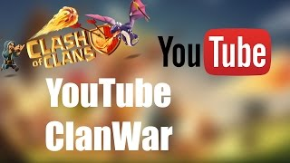 CLASH OF CLANS Deutsch: YouTuber ClanWar mit DonJon, MBF uvm. ✭ Let's Play Clash of Clans