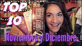 TOP 10 Noviembre y Diciembre [Favoritos] Thumbnail