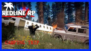 GTA 5 Roleplay - RedlİneRP - The Camping Trip GONE WRONG ! #112