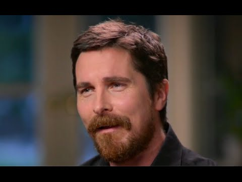 Christian Bale Talks