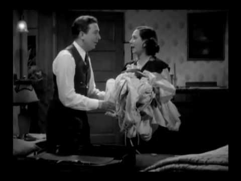 Jack Haley & Patsy Kelly - a squabbling couple