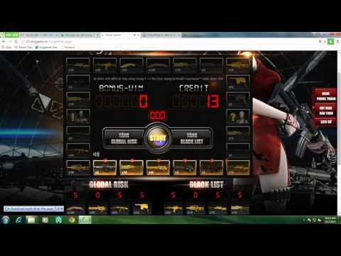 Máy xèng Casino CF, Game thủ xui tận cùng hay do có sự sắp đặt ????