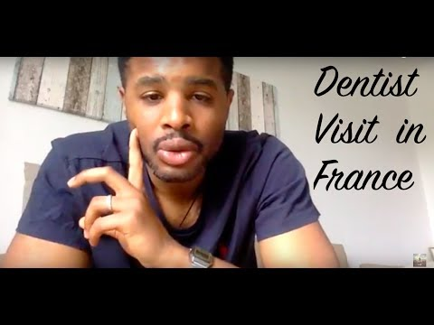 Living in France - Dentist