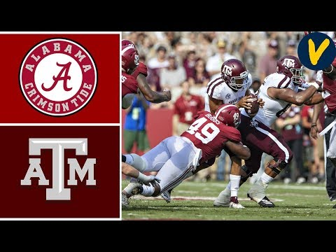 image for #1 Alabama- 47  Texas A&M- 28 | Recap & Highlights