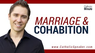 Marriage & Cohabitation - Catholic Speaker, Ken Yasinski