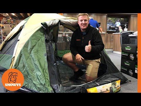 Oztrail Skygazer 3XV Dome Tent  sc 1 st  YouTube & Oztrail Skygazer 3XV Dome Tent - YouTube