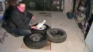Чернитель шин