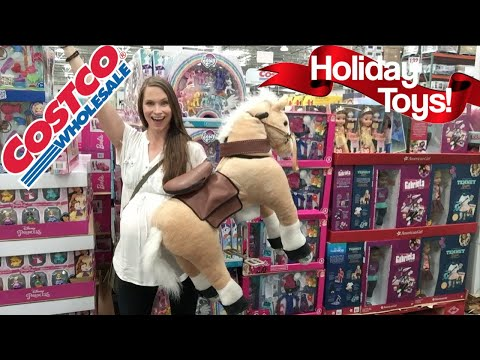 Costco Toy Shop With Me!  Holiday Gift Guide! Toys At Costco