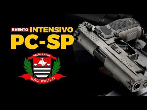 Aula AO VIVO Gratuita - Intensivo - PC-SP Dir. Penal - Roberto Fernandes - Alfacon