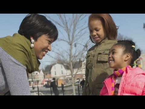 D.C. Mayor Muriel Bowser adopts baby