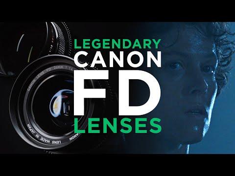 Canon FD & K35 – Legendary Cine Lenses On A Budget – MDEpicEpisodeS2E03