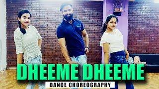 DHEEME DHEEME TONY KAKKAR DANCE CHOREOGRAPHY BY PARMESH SAHU | AIM DANCE ACADEMY