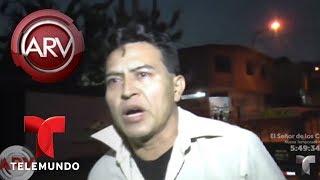 Marido descubre a su esposa infiel y golpea al amante | Al R...