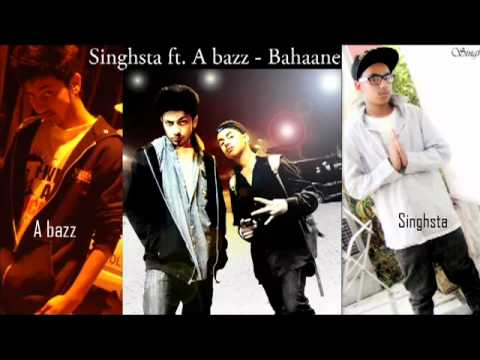 Zara Tasveer Se By A bazz _ Bahane ( ft  Singhsta )
