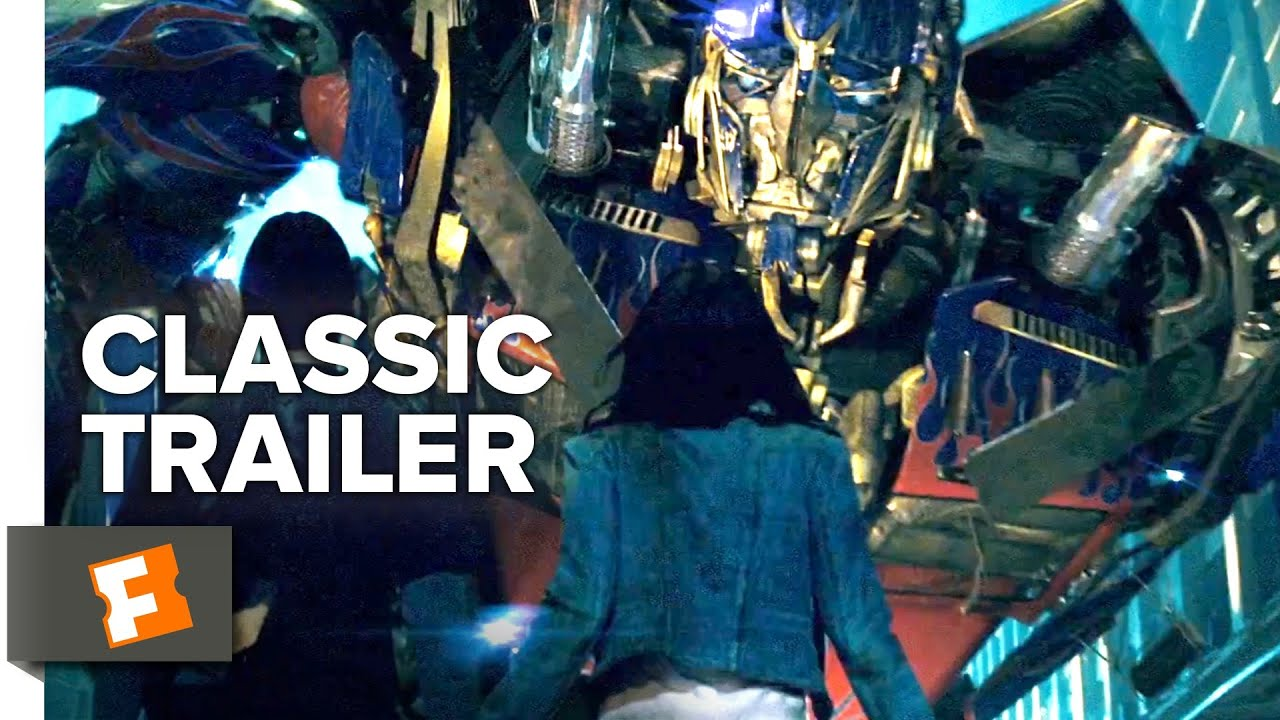 Download Transformers (2007) Trailer #1 | Movieclips Classic Trailers