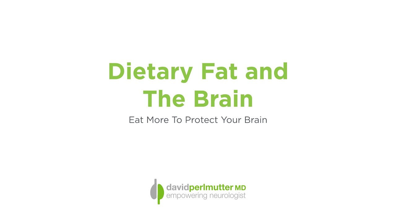 How Dietary Fat Relates To Alzheimer's Disease According To The Mayo Clinic
