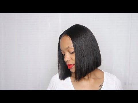 blunt-bob-pronto-quickweave-using-only-one-bundle?!-step-by-step