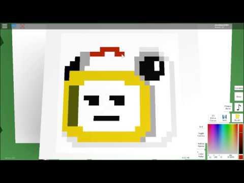 Full Download] Drawing Pixel Art Fox Roblox