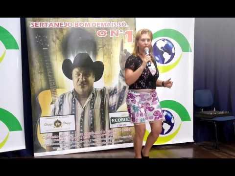 Apresentaçao da amaral tv no programa Do ricci maiza lisboa