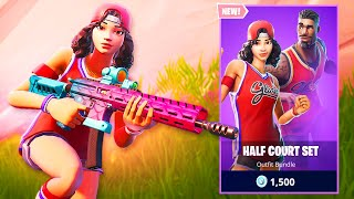 Le RARE BASKETBALL SKINS RETURN! (Fortnite)