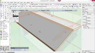 Podcast 206 - Creating A Butterfly Roof In Vectorworks