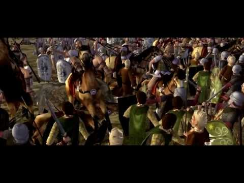 The Battle of Vercellae - Total War