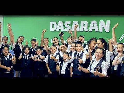 Dasaran-յան ուրախ տեսանյութ