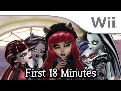 ♥ Monster High 13 Wishes - Walkthrough PART 5 The Palace Candle Room (Official Video Game)