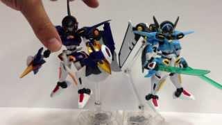 Danball Senki Little Battlers LBX Z-Mode IKAROS ZERO & IKAROS FORCE