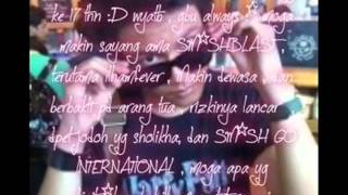 Happy Birthday Ilham Fauzie .wmv