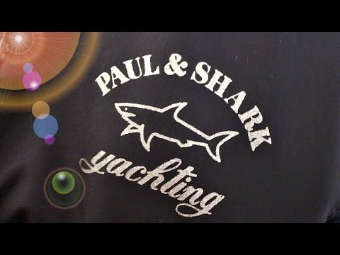 Trying on PAUL & SHARK for the first time!  FULL REVIEW & TRY ON | SS16