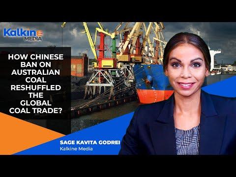 How Chinese ban on Australian Coal reshuffled the Global Coal Trade?