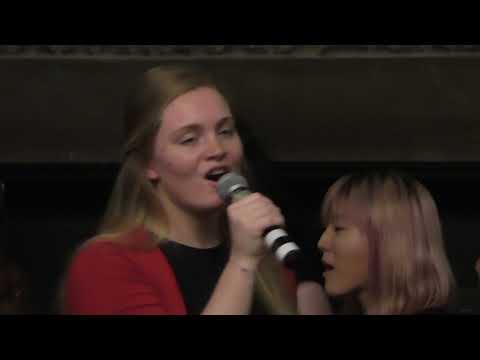 Gonna Get Over You (Sara Bareilles) A Capella Cover- Wellesley College Tupelos