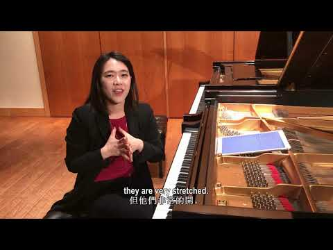 Can people with small hands become concert pianists?