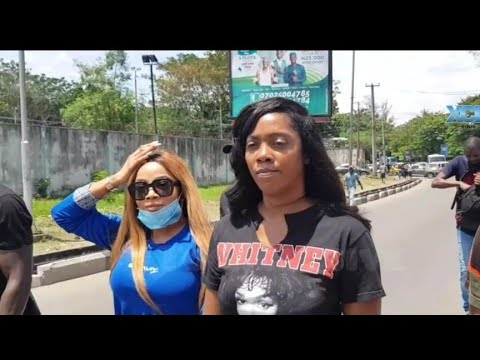 Tiwa Savage, Toke Makinwa, OBO Join Millions Of Nigerians In Protest Against Police Brutality