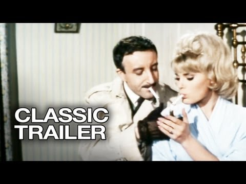 A Shot in the Dark Official Trailer #1 (1964) - Peter Sellers Movie HD