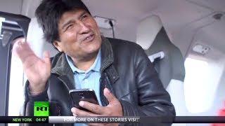 One Day with President: 24 hrs with Bolivia