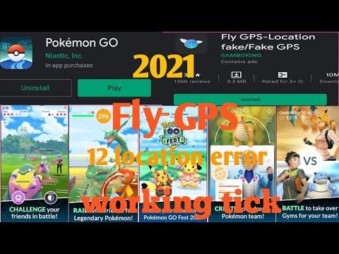 Gps go handy faken pokemon Fake GPS