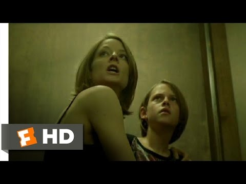 Panic Room (2/8) Movie CLIP - Discovering the Burglars (2002) HD streaming vf