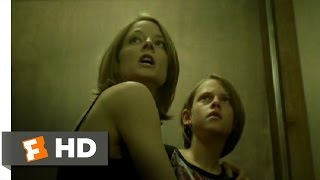 Panic Room (2/8) Movie CLIP - Discovering the Burglars (2002) HD