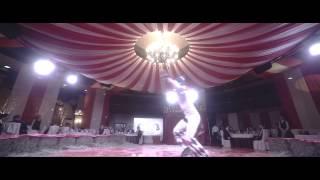 Свадьба в стиле CIRCUS. Егор и Инна. Circus wedding